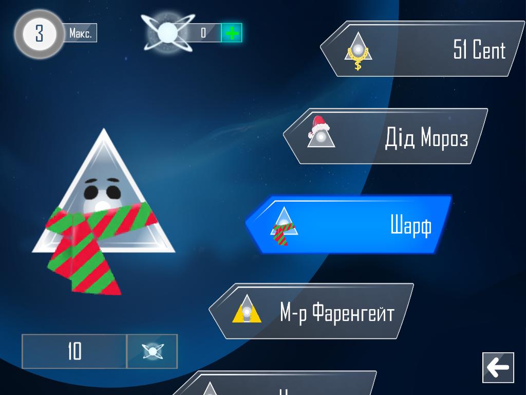 Avatars in Ukrainian